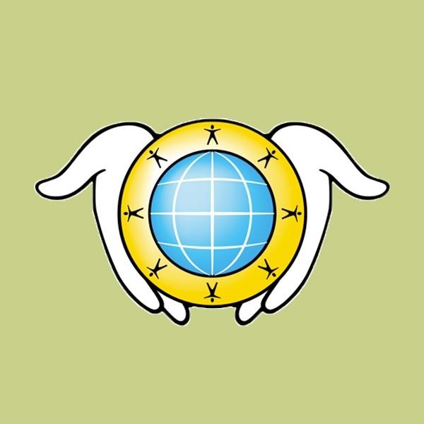 Logo mouvement pour un revenu de base